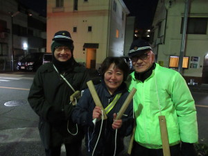 辻原さんと奥村さんとの3ショット
